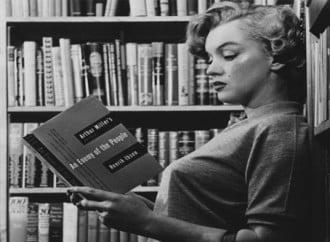 430 Books Found In Marilyn Monroe's Library