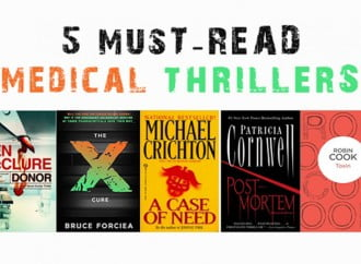 5 Must-Read Medical Thrillers