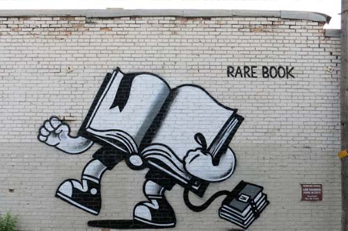 24 Works Of Awesome Literary Street Art