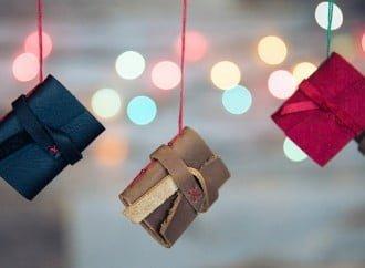 15 Festive Book-Themed Christmas Tree Ornaments