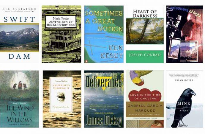 10 Beautiful Books Featuring Rivers