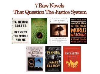7 Raw Novels That Question The Justice System