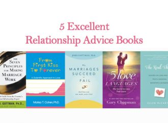 5 Excellent Relationship Advice Books