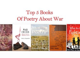 Top 5 Books Of Poetry About War