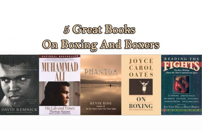 5 Great Books On Boxers And Boxing