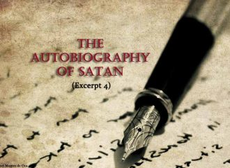 The Autobiography Of Satan (Excerpt 4)