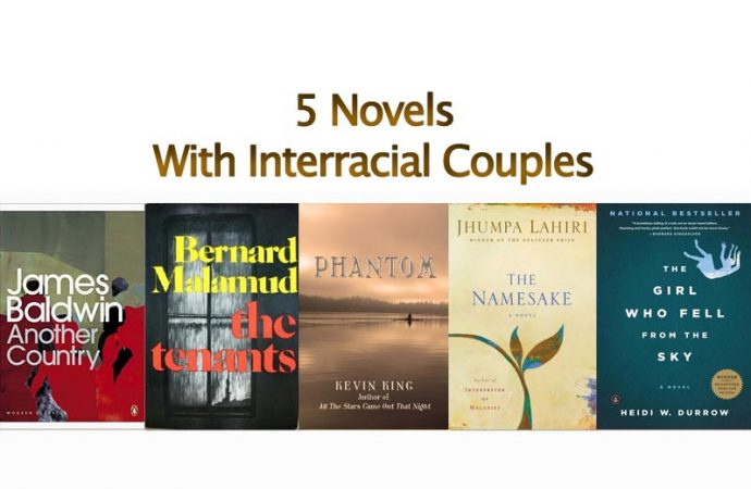 5 Novels With Interracial Couples