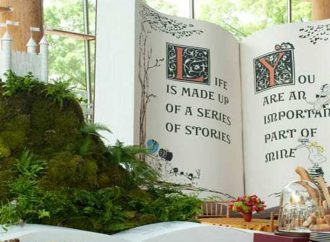 20 Perfect Book-Themed Party Details