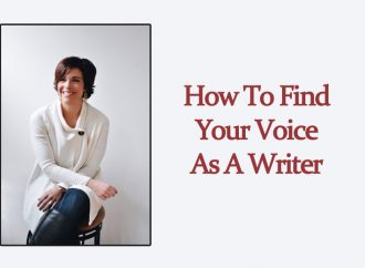 How To Find Your Voice As A Writer