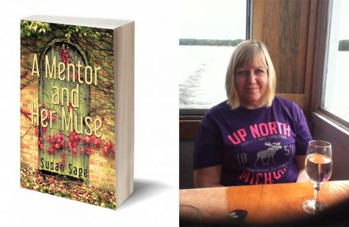 Interview With Susan Sage, Author Of A Mentor And Her Muse