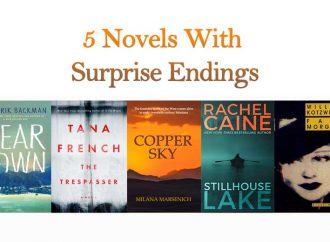 5 Novels With Surprise Endings
