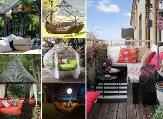 16 Cozy Outdoor Reading Nooks