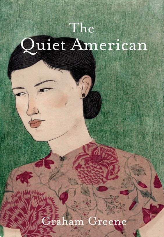 a conflict of identity in the novel the quiet american by graham greene Decades earlier by british writer graham greene in novels such as the quiet american,  a new american identity in the spanish  promised land: el norte.