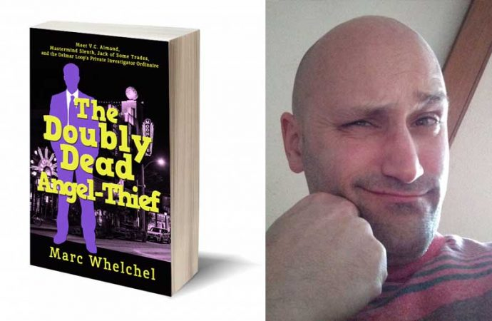 Interview With Marc Whelchel, Author Of The Doubly Dead Angel-Thief