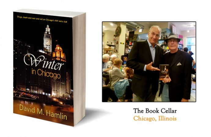 Winter in Chicago Receptions, Readings, & Signings
