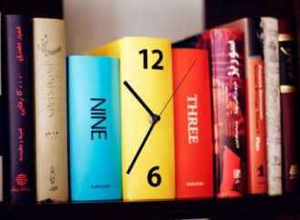 Tick-Tock: 10 Must-Have Book Clocks