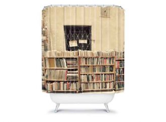 10 Literary Shower Curtains For People Who Read In The Tub