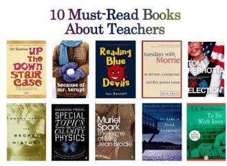 10 Must-Read Books About Teachers