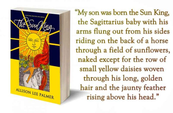 Read An Excerpt From The Sun King