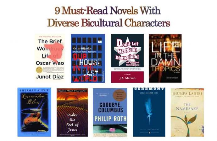 9 Must-Read Novels With Diverse Bicultural Characters