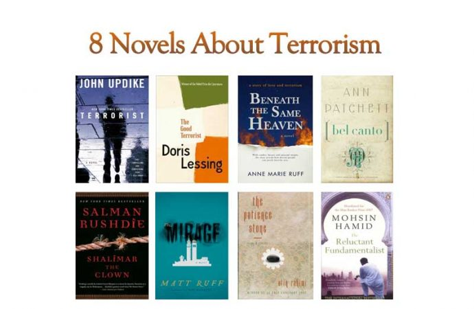 8 Novels About Terrorism
