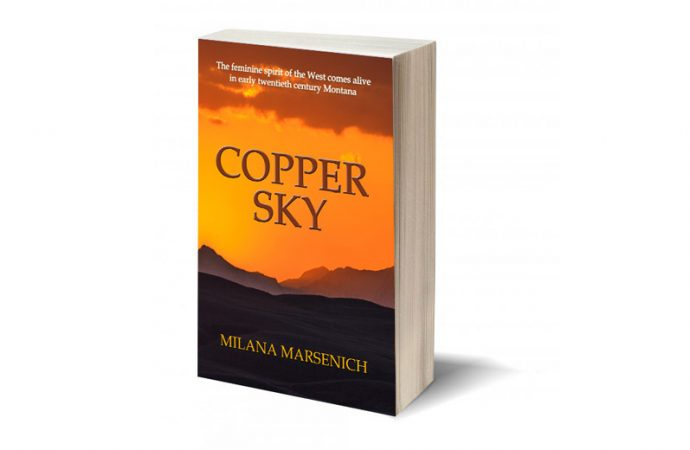 Review: Copper Sky, Mining Disasters And Women's Rights In 1917 Montana