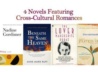 4 Novels Featuring Cross-Cultural Romances