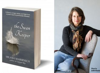 Interview With Milana Marsenich, Author Of The Swan Keeper