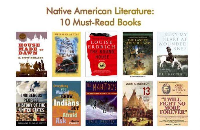 Native American Literature: 10 Must-Read Books