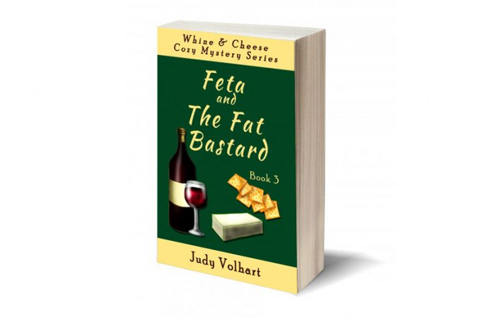 Review: Feta And The Fat Bastard, A Light, Enjoyable Cozy Mystery