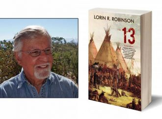 Interview with Lorin R. Robinson, Author of The 13: Ashi-niswi