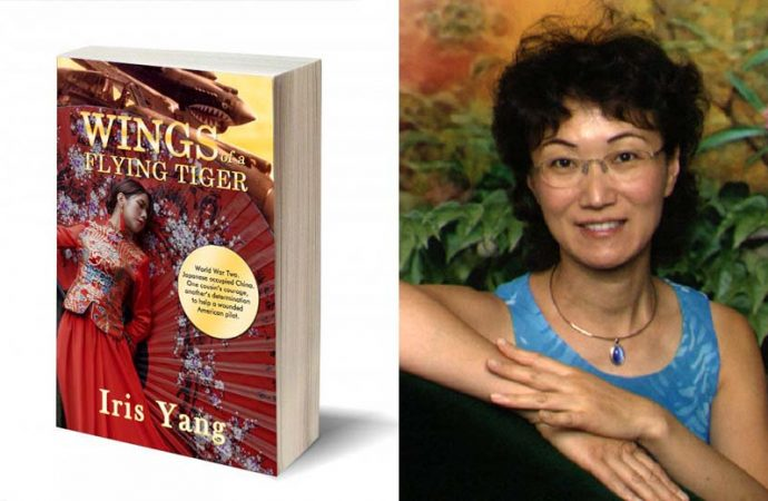 Interview With Iris Yang, Author Of Wings Of A Flying Tiger