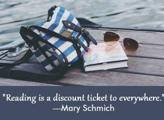 15 Quotes Celebrating Reading On Vacation