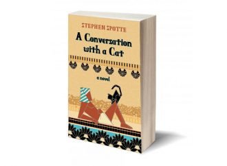 """Review: In A Conversation With A Cat, A Feline With """"Cattitude"""" Recounts The Lives Of Cleopatra, Caesar, And Antony"""