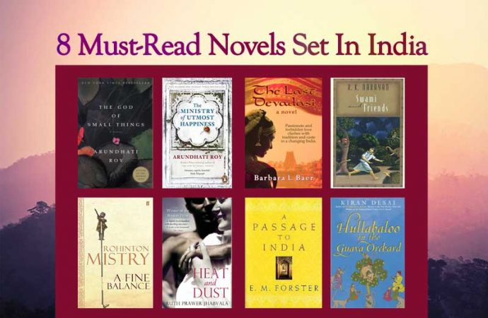8 Must-Read Novels Set In India
