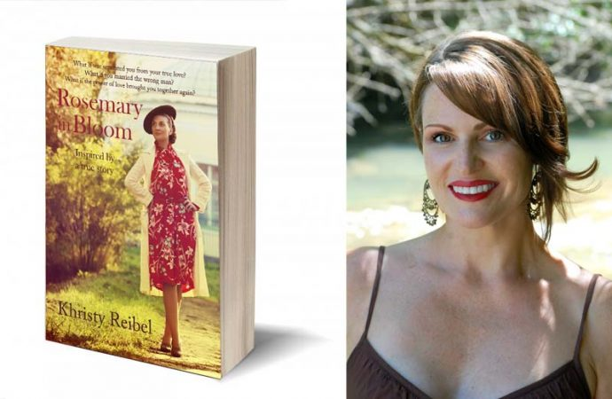 Interview With Khristy Reibel, Author Of Rosemary In Bloom