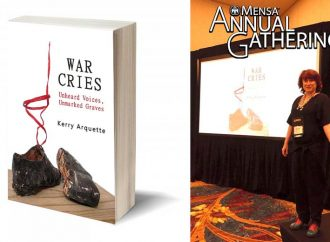 Remembering The Holocaust: War Cries Presentation At American Mensa Annual Gathering