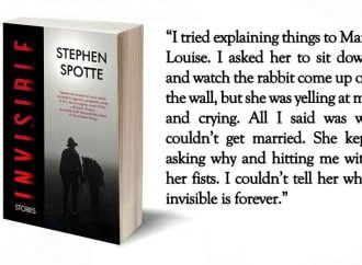 """Read """"Invisible"""" From Invisible: Stories"""