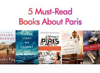 5 Must-Read Books About Paris