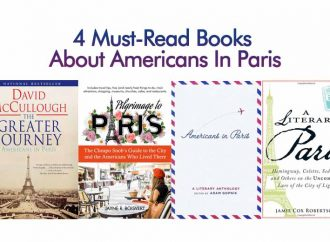 4 Must-Read Books About Americans In Paris