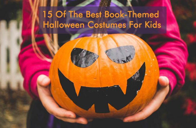 15 Of The Best Book-Themed Halloween Costumes For Kids