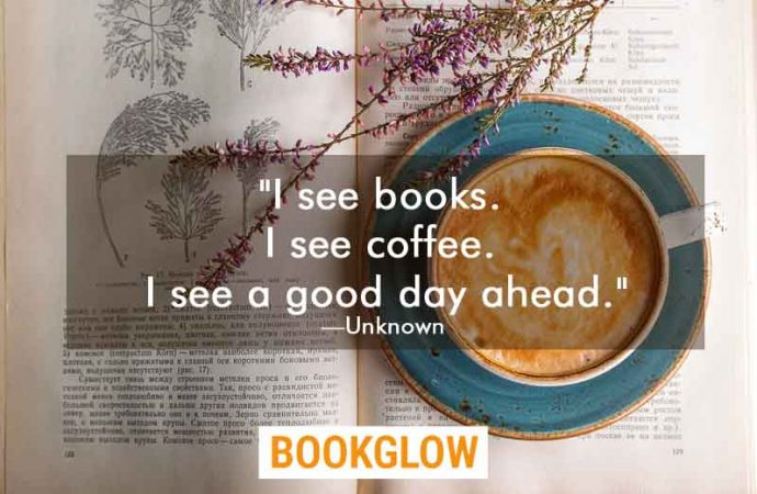 10 Quotes About Books, Coffee, And Tea
