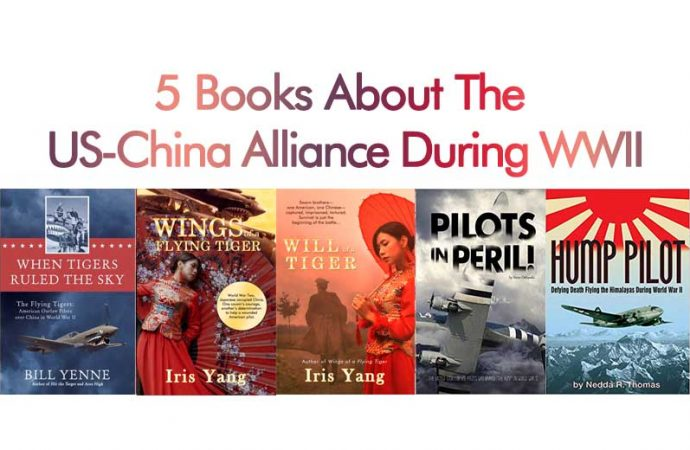 5 Books About The US-China Alliance During WWII