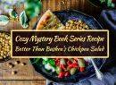 Cozy Mystery Book Series Recipe: Better Than Bushra's Chickpea Salad