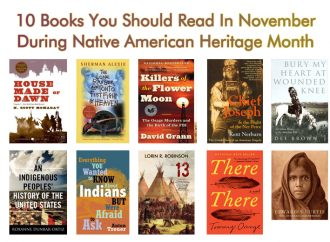 10 Books You Should Read In November During Native American Heritage Month