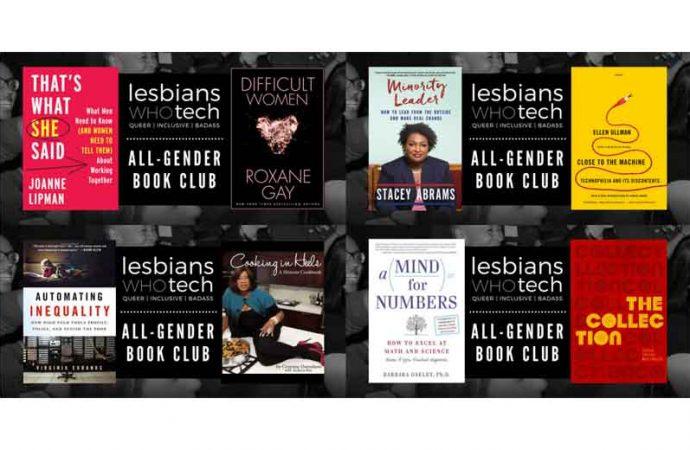 Lesbians Who Tech + Allies All-Gender Book Club