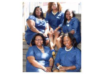 Victorious Ladies Reading Book Club