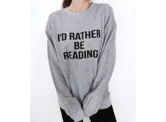 15 Bookish Sweaters To Keep You Warm This Winter