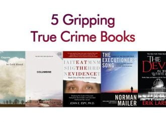 5 Gripping True Crime Books