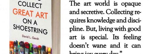 Read An Excerpt From How To Collect Great Art On A Shoestring